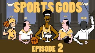 The Sports Gods, Episode 2: How to Fix Basketball