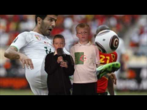 Fifa World Cup 2010  – Algeria
