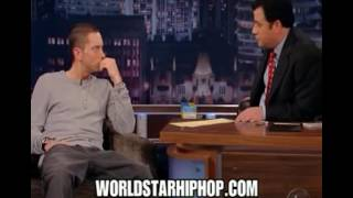 Eminem talks on Elton John