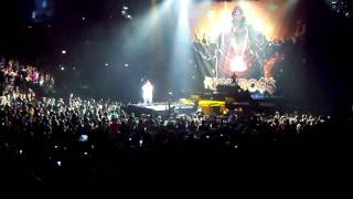 Rick Ross B.M.F (live in Chicago) I AM STILL MUSIC tour II