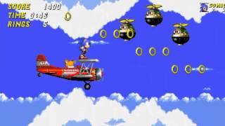 Sonic 2: Sky Chase Zone (Modern Remix)