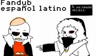 UNDERVERSE - Fandub español latino - CROSS!CHARA Y EL CHOCOLATE