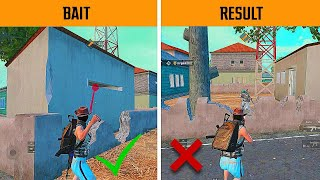 New Tactics to BAIT Enemy in anywhere   Esp Hacking Pubg mobile   Gamexpro