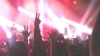 Jessie J - Burning up ( Live in Portugal ) MEOARENA 2015