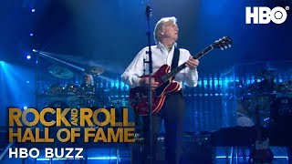 HBO Buzz w/ Bon Jovi, Alabama Shakes, Heart & More! | Rock & Roll Hall of Fame