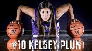 Kelsey Plum: All Time Leading Scorer in Div I (NCAAW)
