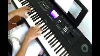 Samurai (Djavan) - Voz e Piano - (Cover Walter Amantéa)
