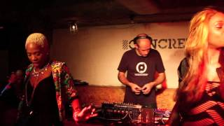 Karol Conka @ Concrete - 3 Apr 2014