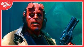 10 Curiosidades de Hellboy (Película - 2004)
