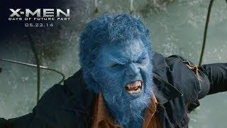 "X-Men: Days of Future Past | ""Beast"" Power Piece [HD] | 20th Century FOX"