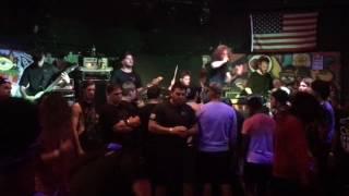 Spite- Night Terrors live (Revelation Tour 5-2-17)