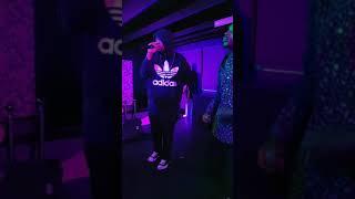 Allen Halloween feat Lucy - Rap de rua (Live Luxembourg Loft)