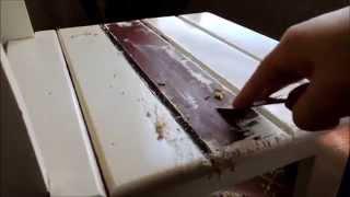 Como remover tinta, sem precisar lixar por horas