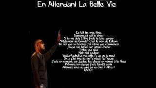 "Alonzo - Freestyle ""En Attendant La Belle Vie"" (Paroles)"