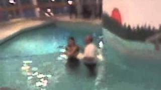 Jerry and Sarah's Baptism