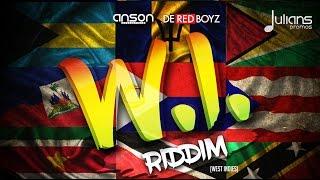 "RDX & Nadia Batson - Reverse It (W.I. Riddim) ""2017 Soca"" (Anson Pro + De Red Boyz)"
