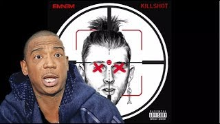 JA RULE Responds To EMINEM Name Dropping Him On MACHINE GUN KELLY DISS