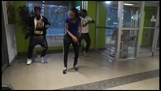 Shatta wale - Chop Kiss Dance By Calgary Afro Beat dancers