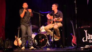 Mahel and Matt Nichols - Lean On Me (Bill Withers Cover)