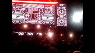 Eminem Lollapalooza Argentina My name is HD