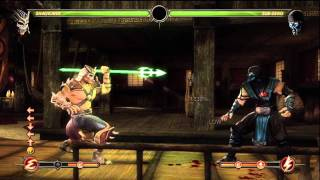 Mortal Kombat 9 - Mods - Play as Shao Khan [Jtag]