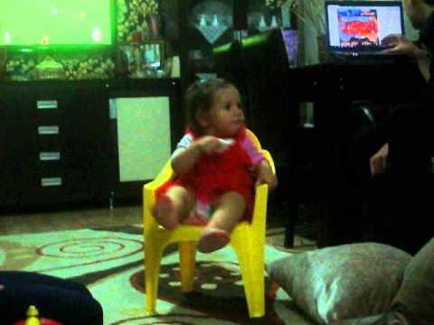 ELİS BUSE komik video babası ıle kavga eden kızı - 1