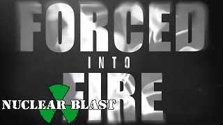 FOR TODAY - Forced Into Fire (OFFICIAL LYRIC VIDEO)