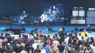 "Soundgarden ""Been Away Too Long"" at Jones Beach NY August 1,2014"