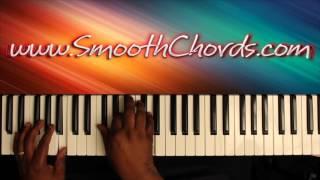 Intentional - Travis Greene - Piano Tutorial