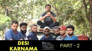 Desi Karnama Part-2 ( Amit Bhadana & BeYouNick ) width=