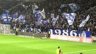 Super Dragões - FC Porto vs V. Guimarães (Oh Guimarães Filhos da Puta)