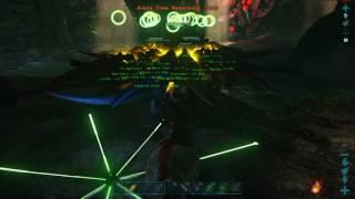 ARK: Survival Evolved Boss Fight Yuti Rex Combo