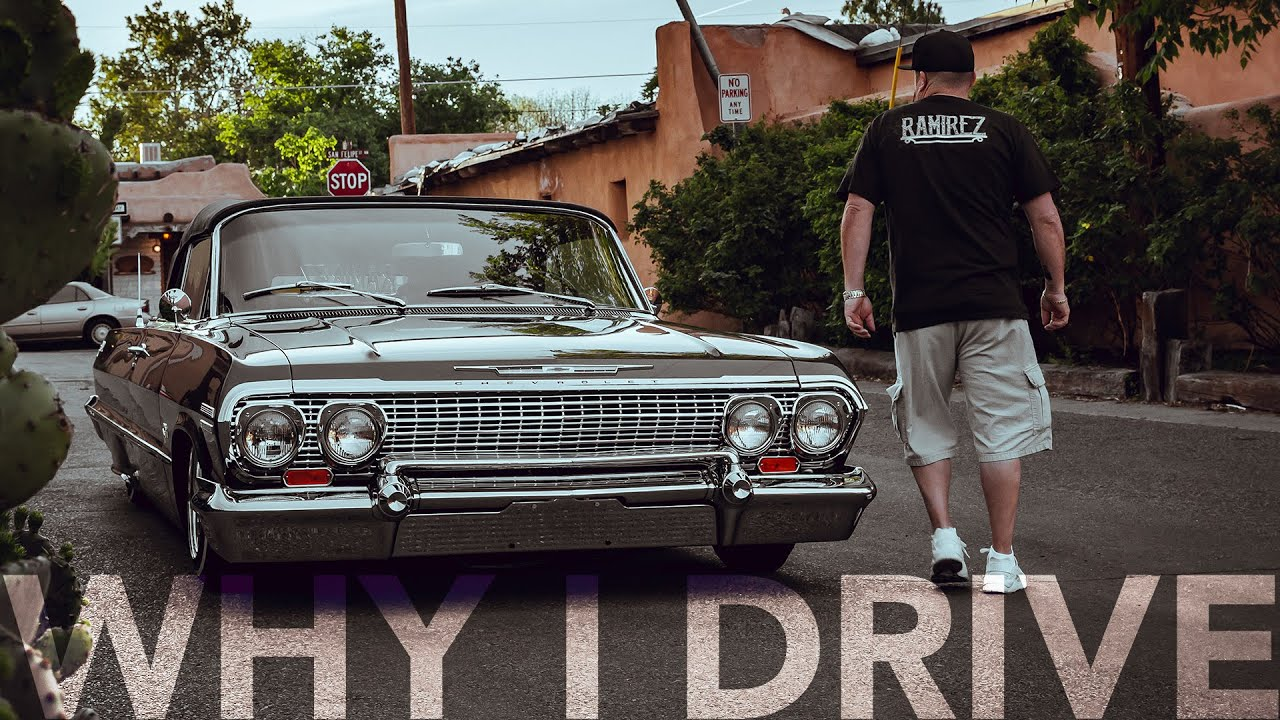 Juan Ramirez's car obsession kept him out of trouble and led to his '63 Impala