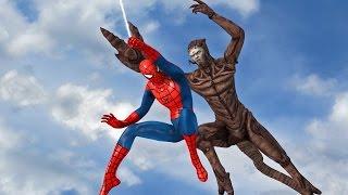 Spider-Man 1994 Intro 3d Animation