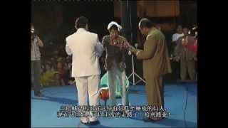 主耶稣已医治好这位有好几年瘫痪的妇人 !