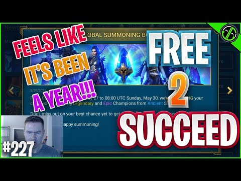 WE'RE BACK!! AND WHAT IS THE CLAN BOSS'S NAME!?!? | Free 2 Succeed - EPISODE 227