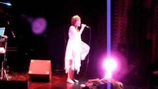 Gianina D´angelo concierto SCD Bellavista-te dejas querer