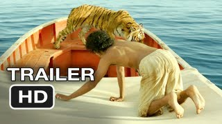 Life of Pi Official Trailer #1 (2012) Ang Lee Movie HD