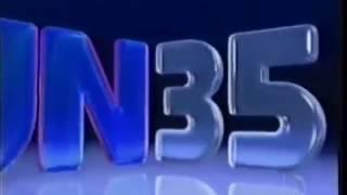 Vinheta Jornal Nacional 35 Anos (Globo, 2004)