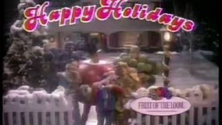Fruit of the Loom Happy Holidays (1983)