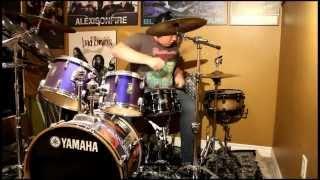 Shellshock - Noisia ft. Foreign Beggars (Ending Drum Cover)