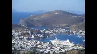 Patmos Island, Grecia