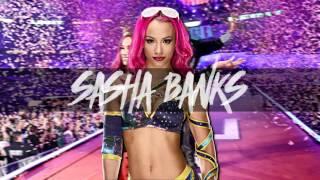 """WWE: """"Sky's the Limit"""" ► Sasha Banks Theme Song"""