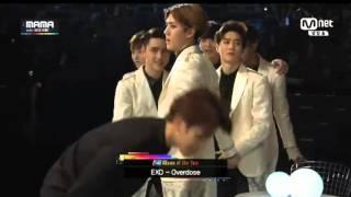 [2014 MAMA] Album of the Year-EXO