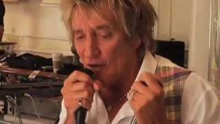 Rod Stewart - It's The Same Old Song (Full) (Rehearsal)