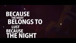 Vassili feat Mariam - Because The Night (Consoul Trainin Remix) (Lyrics Video)