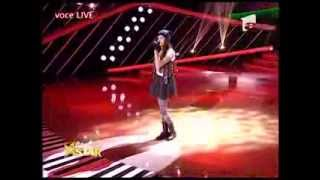 "Raluca Ileana - Alicia Keys - ""If I ain't got you"" - Next Star"