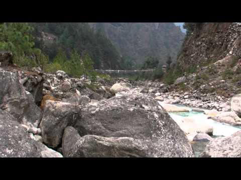 SANY0845.MP4 Chumoa / Everest Trekking View