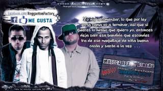 "Ñejo & Dalmata Ft. Arcangel - ""Musica, Sexo y Dinero"" con Letra ★New Reggaeton 2013★"