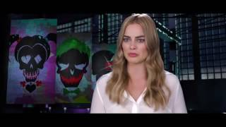 NEW SUICIDE SQUAD EXTENDED CUT BEHİND THE SCENE JOKER&HARLEY QUINN